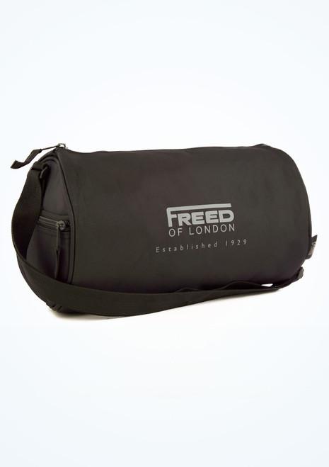 Freed Black Barrel Bag. [Black]