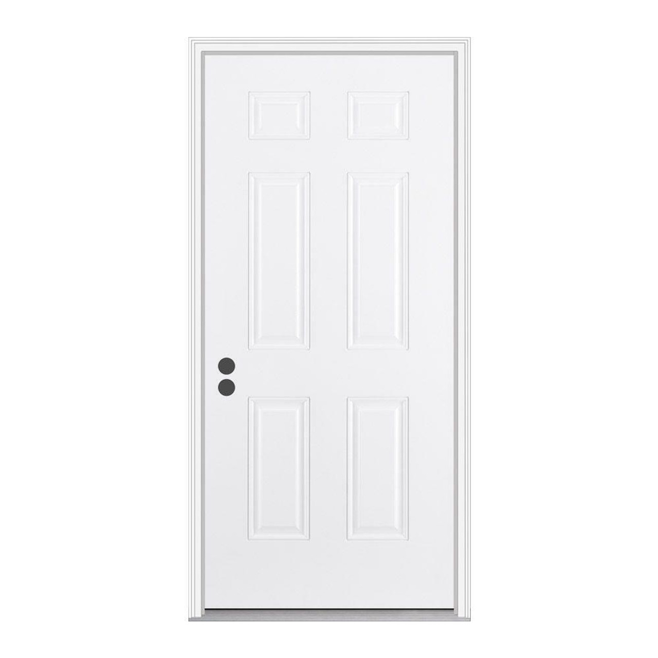 House-Type Inswing Doors