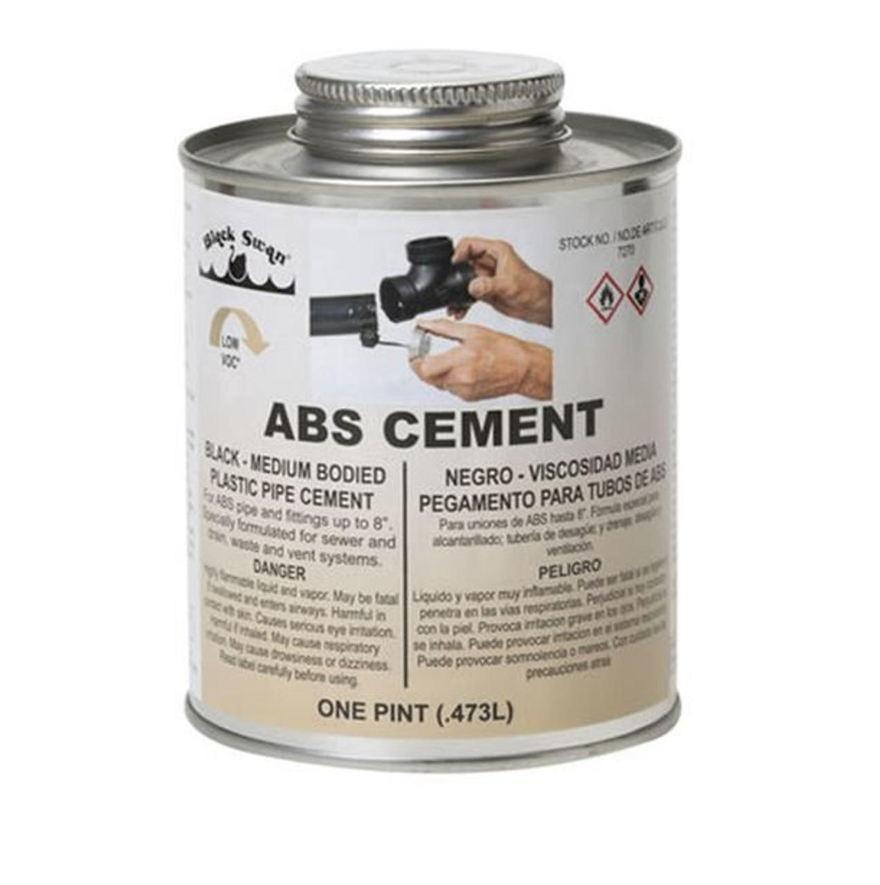 Pipe Cement, Cleaner & Primer