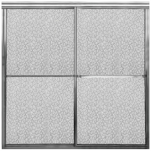 Style Crest Sliding Shower Door 54 Inch x 65 Inch-1