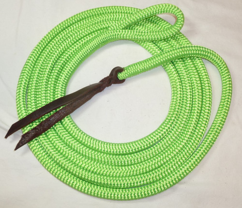 Lime Lead Rope