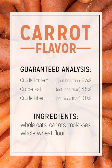 Carrot Flavor Ingredients