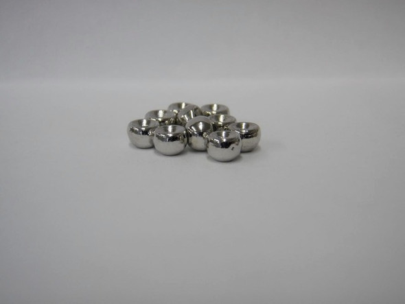 Silver Brass Beads Cyclops