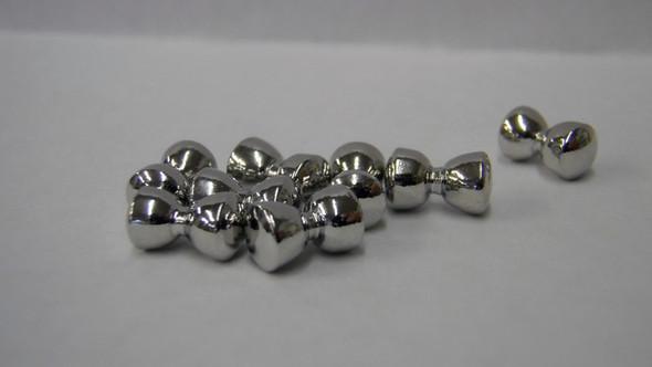 Dumbell Eye Beads 25 Count