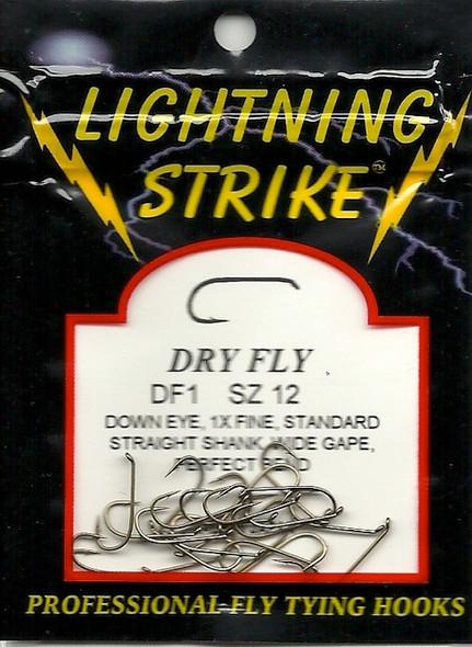 Lightning Strike Dry Fly DF1