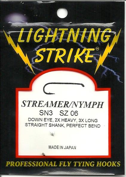 Lightning Strike Streamer/Nymph SN3