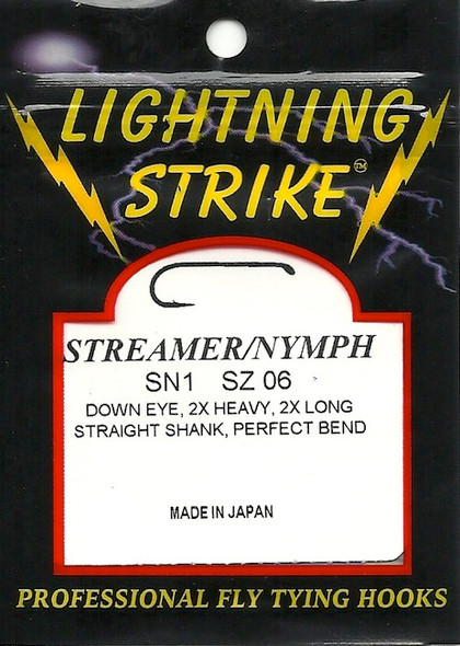 Lightning Strike Streamer/Nymph SN1