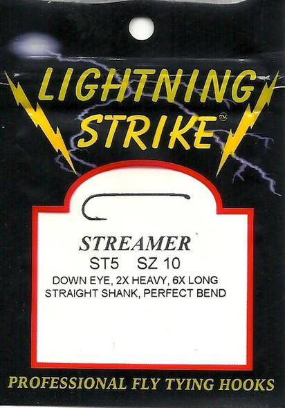 Lightning Strike Streamer 25 count ST5