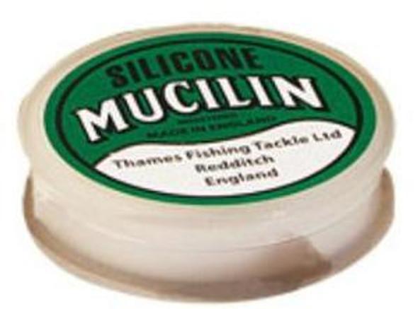 Silicone Mucilin Green Label