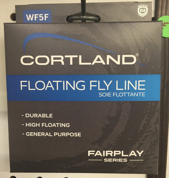 Fair Play Fly Line.