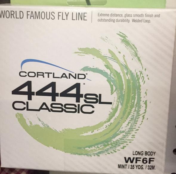 Cortland 444 SL Mint Fly Line