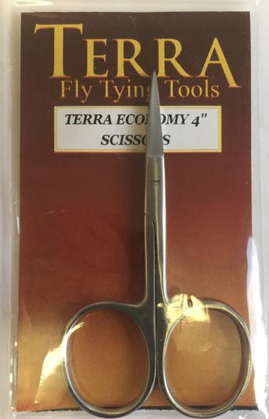 """Terra Economy 4"""" Scissors"""