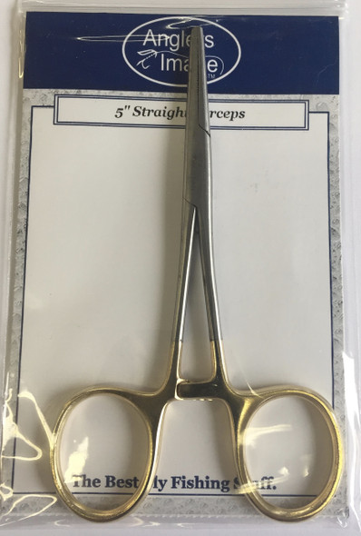 "5"" Straight Forceps (clamps)"