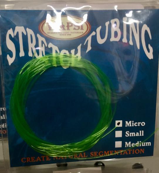Hollow micro tubing.