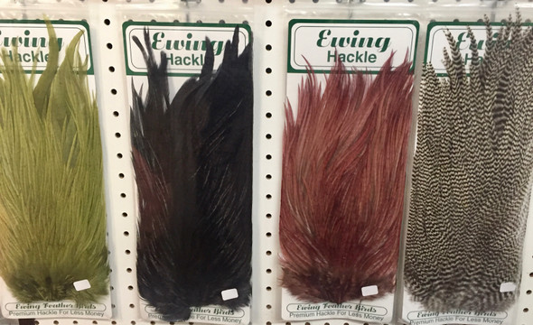 Ewing Saddles 4 colors
