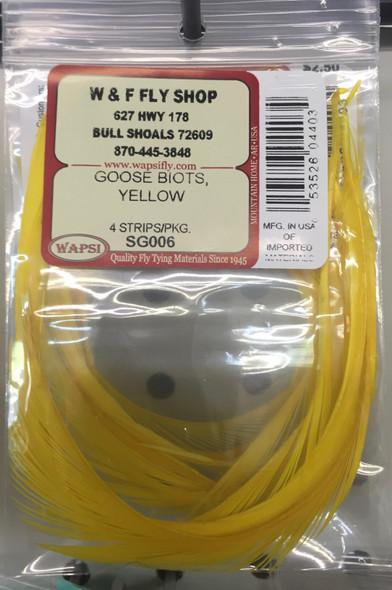 Goose Biot 4 per package.