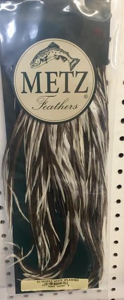 Metz Saddles Feathers (Grade #2)