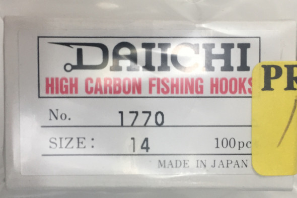 Daiichi 1770 100 Count Box