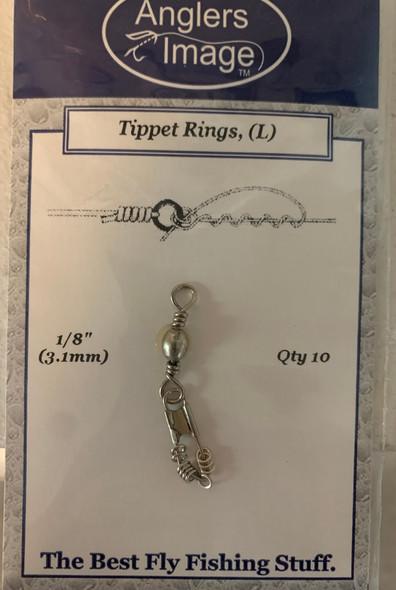 Tippet Rings Nickel