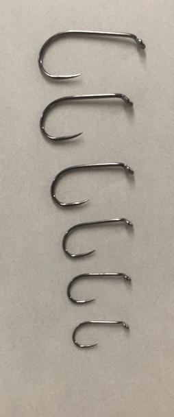 nymph/midge hook.