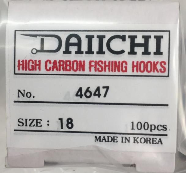Daiichi 4647 100 Count Box