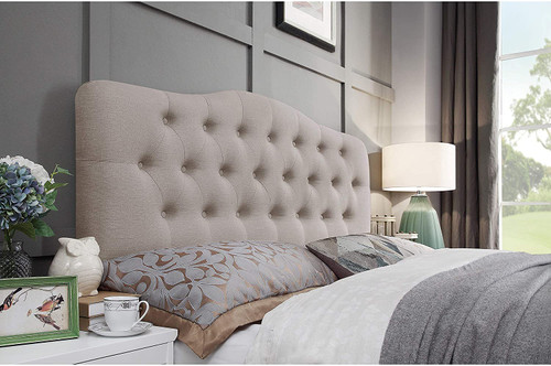 Rosevera Givanna Upholstered Panel Headboard