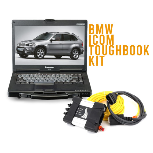 BMW Factory Next ICOM Toughbook Package 1992 – 2020