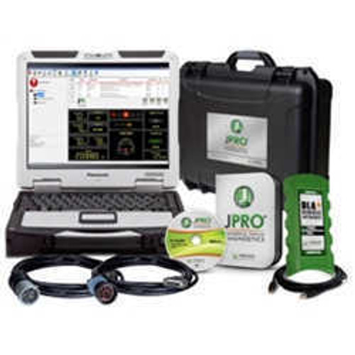 JPRO Fully Rugged Fleet Service Package with DLA Next Step Manuals and Diagrams