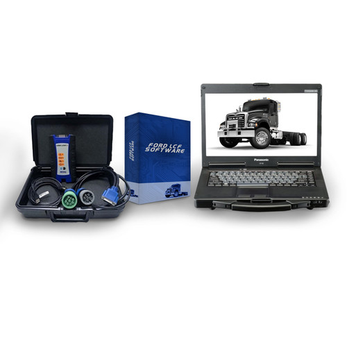 Ford LCF Laptop Package