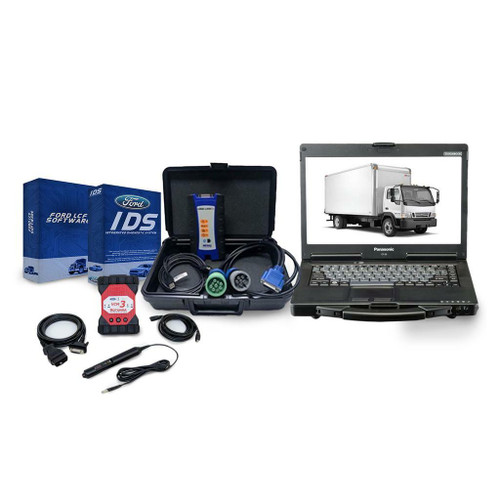 Ford VCM 3 IDS LCF Toughbook Package