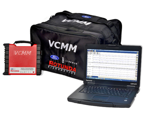 Ford VCMM Advanced Kit With Panasonic CF53 Laptop Ready to Go