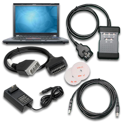 Nissan Consult 3 Plus (1996- Current Year) Laptop Package