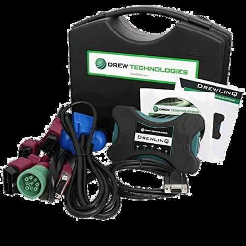 DrewLinQ Diesel and Heavy Duty Diagnostic Scanner