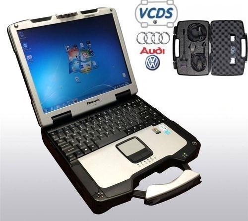 Volkswagen/Audi Automotive Diagnostic VCDS VAG-COM Laptop Package