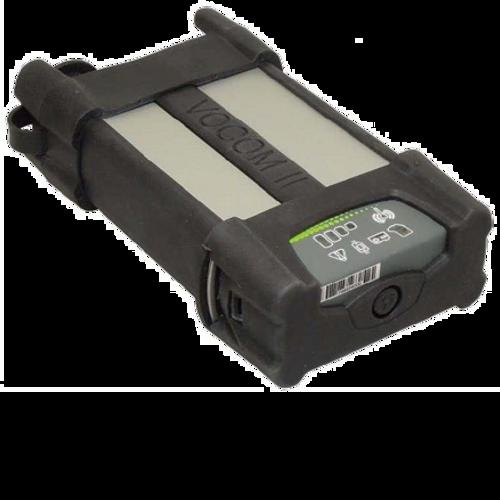 Volvo Automotive Diagnostic VOCOM II Kit w/ USB, OBD, and 9-pin cables