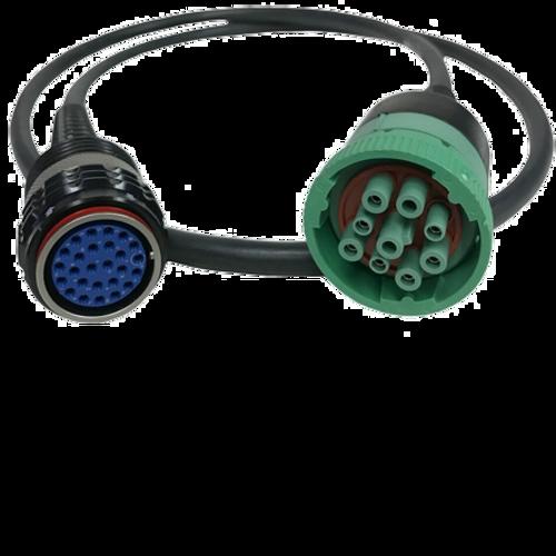 Volvo VOCOM I or VOCOM II 9-pin connector Cable