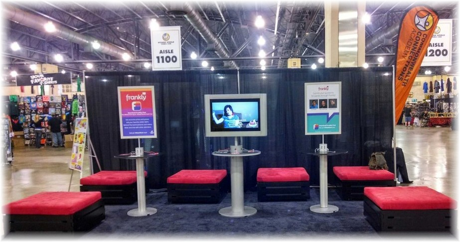 Trade Show Booth Lounge : Trade show display accessories exhibits booths