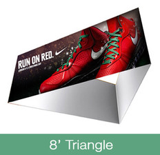Triangle Hanging Sign