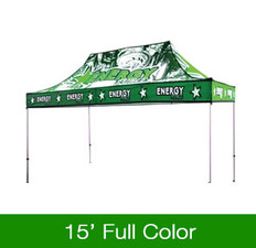 15ft Expo Event Tent
