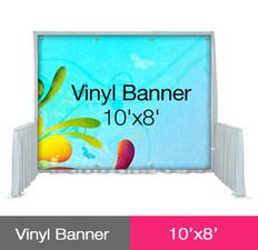 Vinyl Banner 10'x8'
