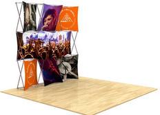 3D SNAP 8FT CHARLIE DISPLAY