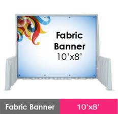 Fabric Banner 10'x8'