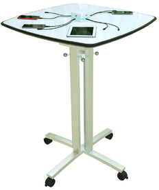 Wheeled Power Table