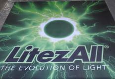 LitezAll EZ Image Floor Vinyl