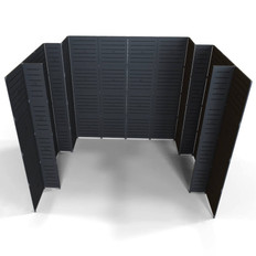 GOGO Slat Wall Display - Intimate