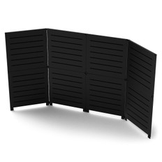 GOGO Slat Wall Display - Mile High Black