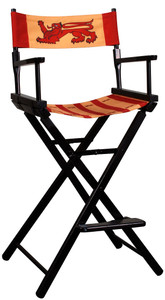 """Director Chairs - 30"""" Counter Height"""