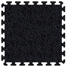 Black & Grey Interlocking Flooring