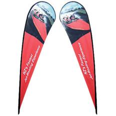 13.5-foot Teardrop Flags