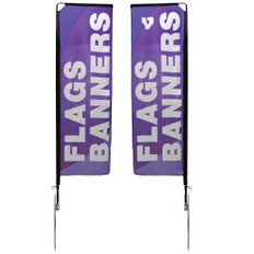 Rectangle Flag Banners